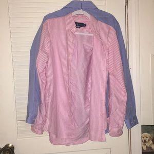 Ralph Lauren Custom Fot Button-down shirt