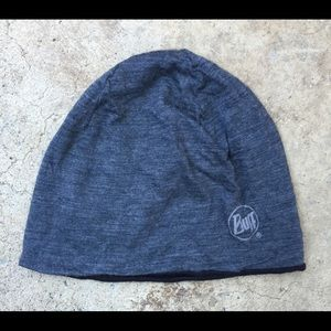 BUFF soft wool reversible cap / beenie OS