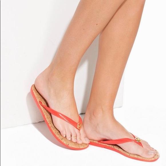 Michael Kors Shoes - NIB Michael Kors Jet Set Jelly sandals