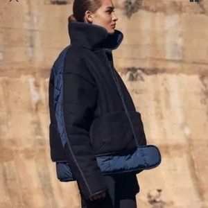 H&M Studio A/W 2017 Collection Quilted Wool Jacket