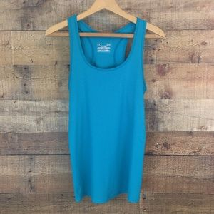 Under Armour Fitted Ribbed Racerback Tank Top
