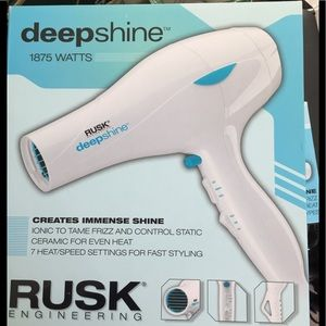 Rusk hairdryer new in box