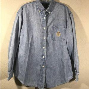 Ralph Lauren Crest Shirt