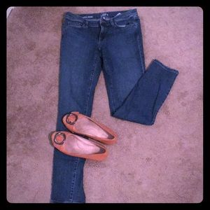 LOFT modern skinny jeans.  Perfect condition!