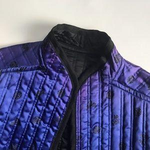 Vintage Radical Color Fading Jacket