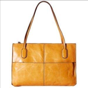 Hobo original FRIAR shoulder bag GOLDEN