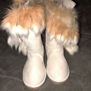 Brand New Justfab boots