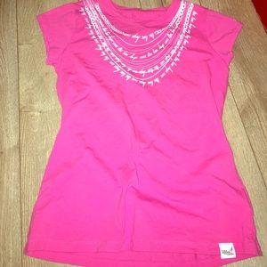 NEW BALANCE Susan B pink shirt