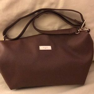 NEW BCBG SHOULDER/CROSSBODY PURSE