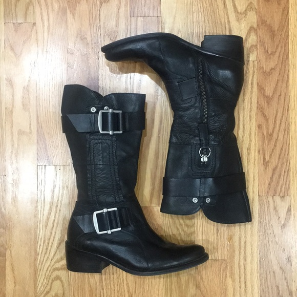 Vera Wang Lavender Label Suede Mid-Calf Boots cheap sale ebay extremely cheap online ov8B6