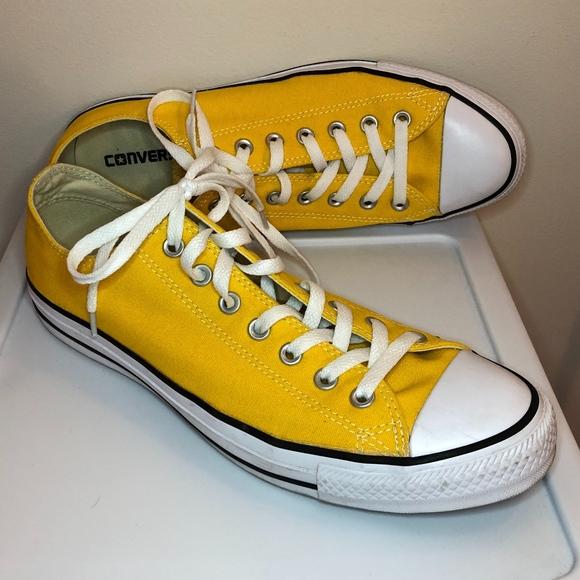 converse all star lemon chrome