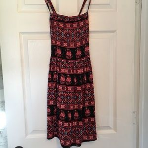 Cute Patterned Abercrombie & Fitch Dress