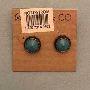 Never worn earrings!