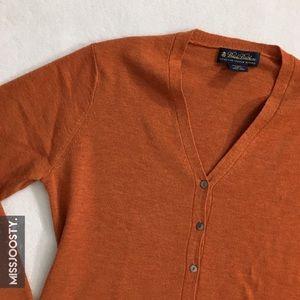 Brooks Brothers Cardigan, Merino Wool