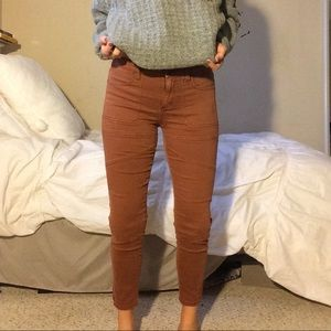 BDG (Urban Outfitters) Low Rise Auburn Jeans