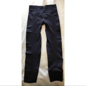 Lululemon ebb to street leggings, size 6