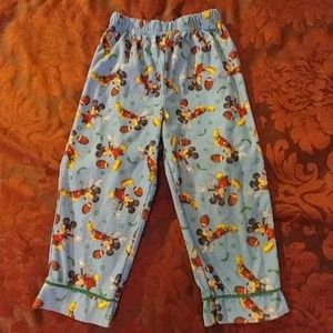 Other - 3T boys pajama pants. Mickey Mouse print.