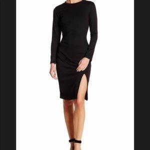 Vanity Room bodycon long sleeved dress