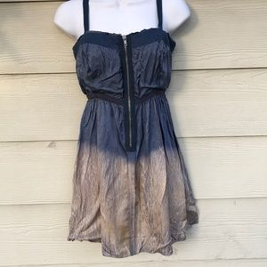 Free people ombre dress size 4