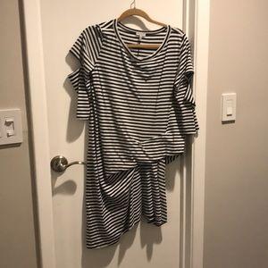 Morgan's le Fay dress