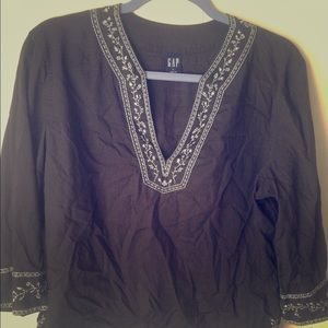 Gap peasant shirt size large
