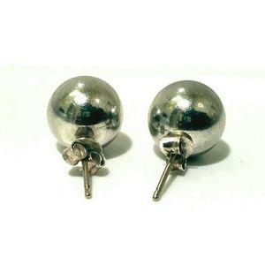 Tiffany & Co. Ball Earrings