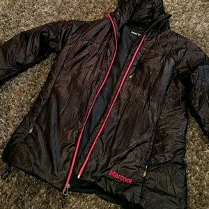 Marmot Medium Black Coat