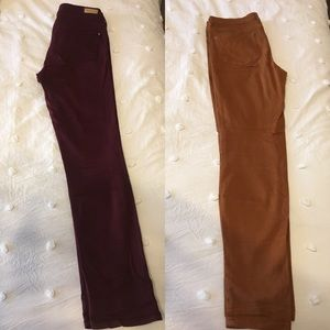 Zara Trending Colored Jeans- 2 for 1!