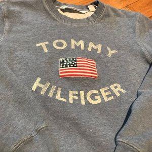 Tommy Hilfiger sweatshirt- vintage