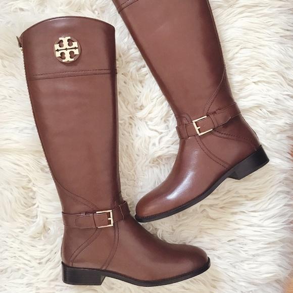 6ab7edd7a2d Tory Burch - Adeline Riding Boots. M 5a143d2c713fdedf7401b6b8