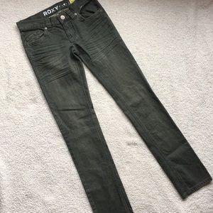 ❤️ROXY❤️like NEW skinny jeans