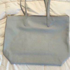 14ed8e5617327 Cuyana Bags | Classic Leather Zipper Tote | Poshmark