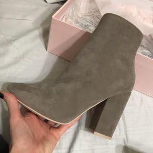 Brand New JUSTFAB booties