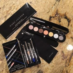 Marc Jacobs liner and shadow bundle