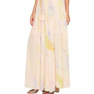 NWT FREE PEOPLE MEDIUM MAXI SKIRT
