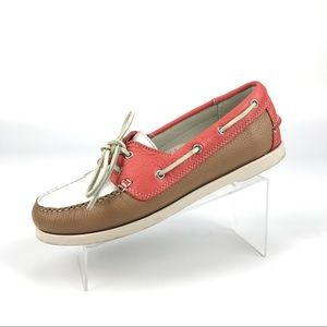 Brooks brothers women's boat shoes Sz 7M