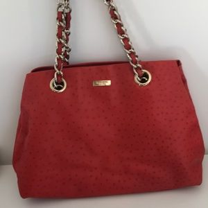 Kate Spade Maryanne Purse in Spice Red