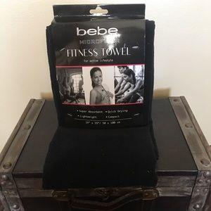 Bebe Fitness Towel