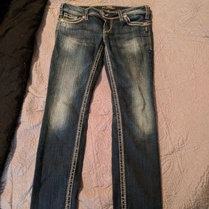 Camden Rose Skinny Jeans