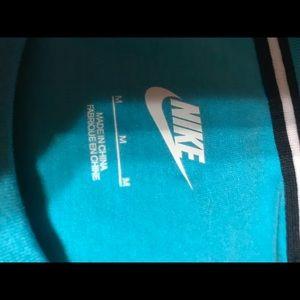 Nike shirt!