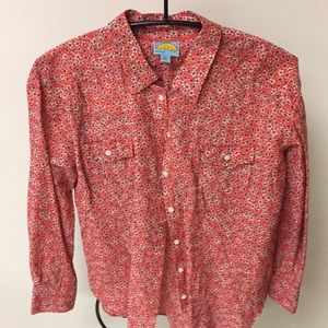 C&C California cotton/silk shirt