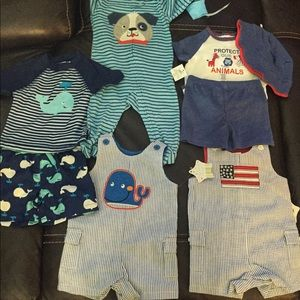 6-9 months baby bundle