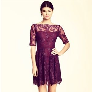 Cynthia Rowley Lace Dress