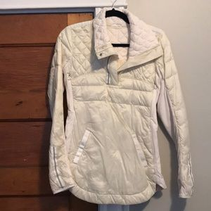 lululemon athletica what the fluff pullover