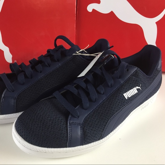 PUMA Smash Knit Casual Sneaker Shoes New w Box NWT NWT