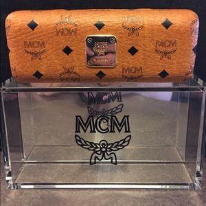 Authentic MCM Eyewear Case