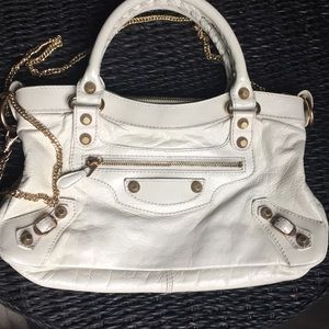 Balenciaga purse