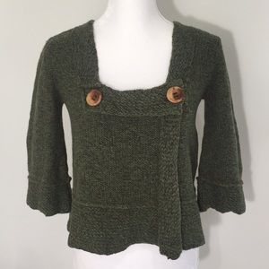 Free People Forest and Fauna Cardigan