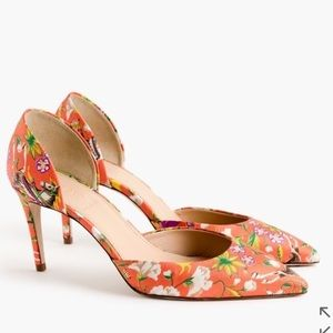 Drake's for J.Crew Lucie Pumps