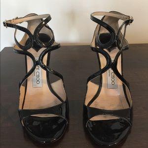 Jimmy Choo evening shoe